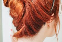 Hair style and make-up inspiration / by Kim Loidolt-Zackoski