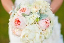 Wedding Day Florals / Flowers can leave a big footprint—countless cut flowers are imported from foreign countries with poor environmental regulations, resulting in far more emissions than local options. / by I Do Foundation
