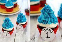 Dr. Seuss Party / by Karen Stapley