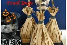Halloween Craft Ideas & Treats / Halloween craft and food/treat ideas / by Donna Chaffins