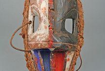 Masks / by Marie Doutaz