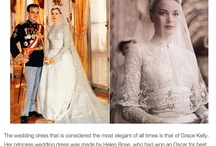 Brides and Grooms that are Vintage to Famous Brides and Grooms  / Famous Celebrity Brides and Grooms and vintage bride n grooms  on their wedding day / by fiveseasonsmade4u Kimberley