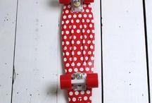 Penny board love / by Taylor Hartenhoff