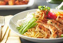 2013 Summer Seasonal Menu / We're proud of our new Summer Seasonal Menu created by Head Development Chef Yuji Iwasa / by P.F. Chang's