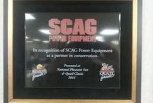 Awards / by Scag Mowers