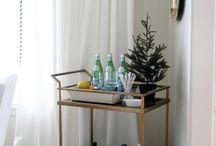 Bar carts / by Massimo Emerie
