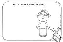Atividades Educativas / (Waldorf, Montessori, psicopedagogia, rotina de sala e tudo mais)  / by Tamara Maia