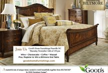 Furniture Events and Entertaining News / by Good's Home Furnishings