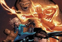 Fantastic Four! / Marvel's First Family- Their friends and foes / by John Tomlinson