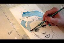 art videos / by Khadijah Amatur-raheem