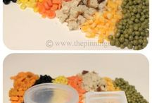 Babies' Finger Foods & Toddler Recipes / by Stacey Smith