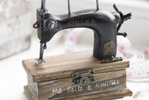 Sewing Machines / by Thea Smith