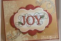 Christmas Card Samples / by Sandi Watson