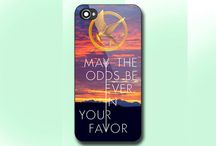 Hunger Games Phone Cases / by Jazzy Shireman