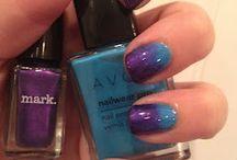 Fingernails that shine like justice / by Amy Kessler