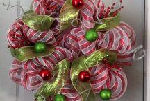 Wreath ideas / by Sally Carroll