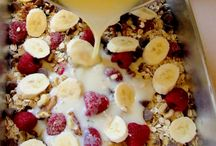 Delish, breakfast..... / What a great way to start your day........Most important meal of day! / by Melissa Rubenstein Heller