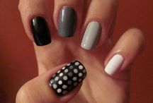 Fun Nail Ideas! / by Crystal Smith