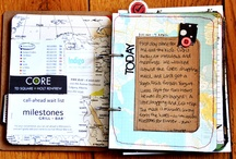 Road Trip Journals / by Tonya Prater (The Traveling Praters)