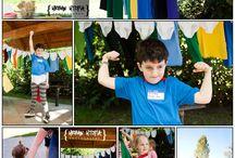 Captain Underpants Birthday Bash / Nathaniel's 10th birthday / by Cynthia Talbot