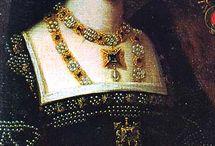 THE/WGS 275- Board 7 Elizabethan / 1550-1625 CE / by Shelby Newport