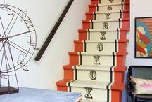 stairs / by Jen Jones-Grissett