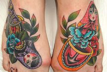 Tatttoos / by Suzanne Plimpton-Hurley