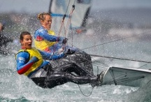 Olympic Sailing / by Lucy Neatby