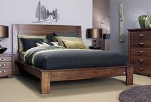 HOME // MASTER BEDROOM / by Kristen Macke