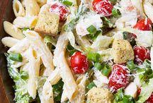 Pasta Salad / Pasta Salad / by Karen Puleski