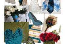 Peacock Wedding / by Stephanie Kotnik