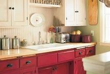 Kitchen redo / by Dixon Wilhelm