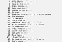 Keep in Mind / by Amanda Carls