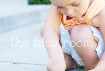 kids ideas / by Amy Huntley (TheIdeaRoom.net)