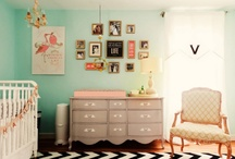 Toddler Room / inspiration to guide me as I design kelsey's new toddler room / by Stephanie Cross