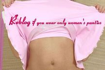 Sissy Life / must be 18 years or older to view / Loving being controlled by women / by Jay Little