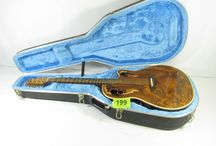 Musical Instruments  / by Pot of Gold Auctions