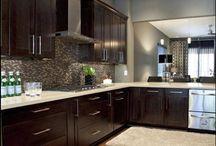 Kitchen Backsplash ideas / 1st pin / by Joseph Grimes