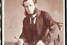 1880's men / by Emily Rose Spreadborough