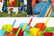 Kid Party ideas / by Tina Ernstrom