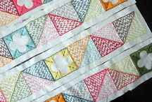 Quilts I want to Make / I love quilting! These are quilts that I have come across that are beautiful and inspirational. Check out my other quilting board for tutorials and patterns for quilts.  / by The Crafty Mummy