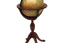Globes / by Manhattan Art & Antiques Center
