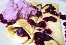 Paleo Breakfast / Paleo Breakfast foods / by Andrea Nichols