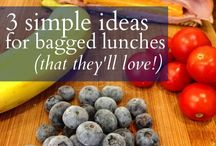 Lunches / by Kristy Snider