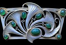 art nouveau,art deco / by Litsa Kyriacopoulos