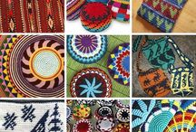 Crochet - Tapestry / by Lisa-Marie