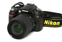 • All things Nikon • / by April Williams Hart