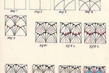 Zentangles 3 / by Rosanne Tellefsen