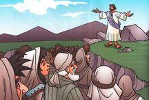 Lecciones biblicas / by Getsa Mar