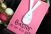 Easter Crafts and Ideas / by Thoughts in Vinyl = Wood Letters and Crafts and Vinyl Lettering